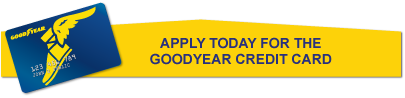 Goodyear Credit Application